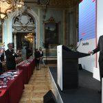Reconocimiento del IEF a la trayectoria empresarial de Mariano Puig