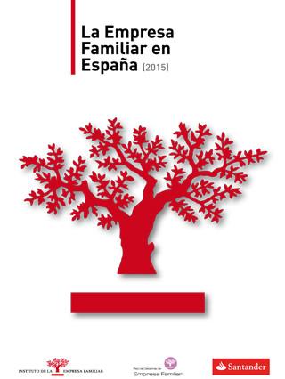 La Empresa Familiar en España (2015)