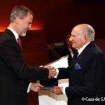 Mariano Puig, Premio Reino de España a la Trayectoria Empresarial