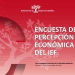 Resultados de la encuesta interactiva sobre percepción económica realizada durante el XXII Congreso Nacional de la Empresa familiar