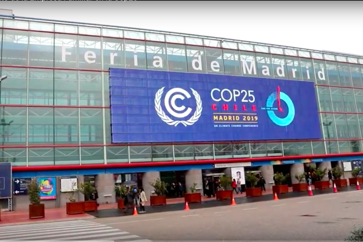 El Instituto de la Empresa Familiar participa en la COP25