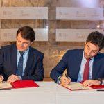EFCL firma con la Junta de Castilla y León la puesta en marcha del II Plan de Crecimiento Innovador