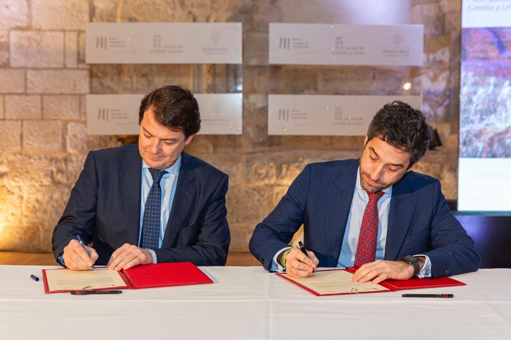 Firma de EFCL con Junta Castilla y León para la puesta en marcha II Plan Crecimiento Innovador