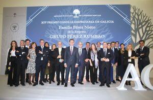 XIV Premio Familia Empresaria Galicia