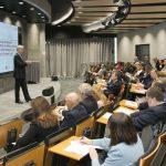 Reunión plenaria Red de Cátedras y Asociaciones Territoriales de Empresa Familiar