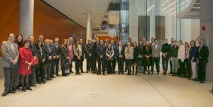 Reunión anual red de cátedras y AATT de empresas familiares