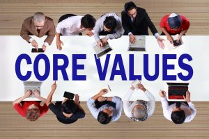 Valores en la Empresa familar