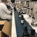Puig colabora con el Gobierno en la fabricación de material sanitario