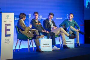 """Mesa redonda """"Vinculo entre empresas familiares y start-ups"""""""