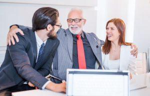 Colaboracion multigeneracional en la familias empresarias