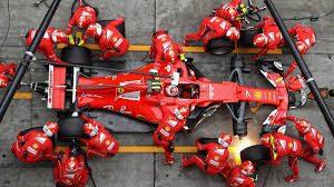 Metafora F1 y gestión y salida de la crisis del Covid19
