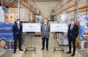 EFCL entrega Banco Alimentos