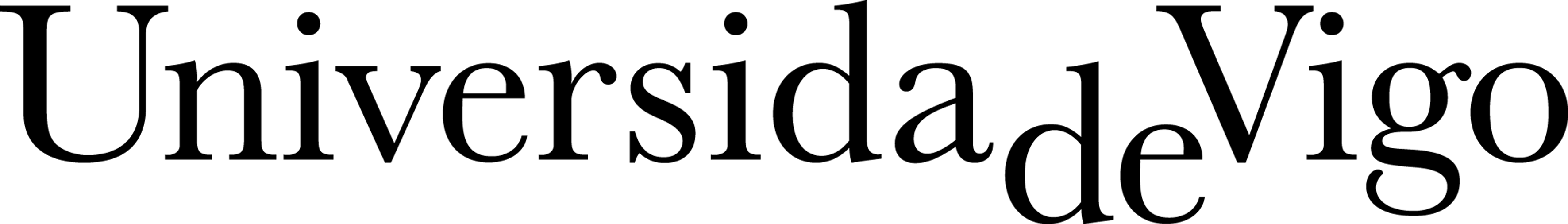 Universidad de Vigo logotipo