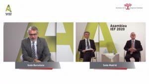 Asamblea IEF 2020