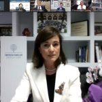 Rocio Hervella asume la presidencia de EFCL
