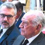 Dedicatoria de Marc Puig a la figura de su padre, Mariano Puig.