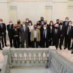 El Alcalde de Madrid recibe a representantes de la Empresa Familiar