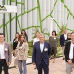 Atlántica Agrícola recibe a los miembros del  Fórum de Empresa Familiar de AVE